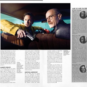 Dutch Nieuwe Revu magazine, July 11, 2012