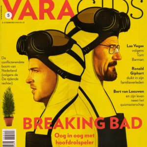 Vara tv guide Breaking Bad cover