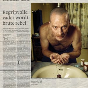 Breaking Bad review, Dutch NRC newspaper, February 2, 2013