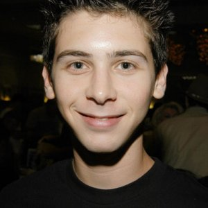 Justin Berfield at Collectors & Celebrities October Show