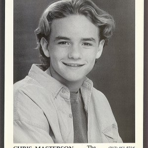 Christopher Masterson official publicity still