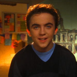 Frankie Muniz in 'Lizzie McGuire - Lizzie in the Middle' (2002)