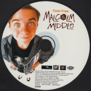 Music from Malcolm in the Middle - Soundtrack - CD