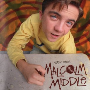 Music from Malcolm in the Middle - Soundtrack - CD - Booklet Front Image 1
