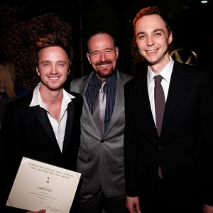 Bryan Cranston at Emmy Awards Performer Nominee Reception