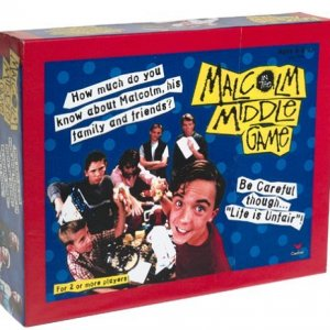 Malcolm Board Game