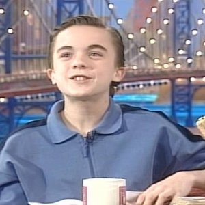 Frankie Muniz on the Rosie O'Donnell Show, March 7, 2000