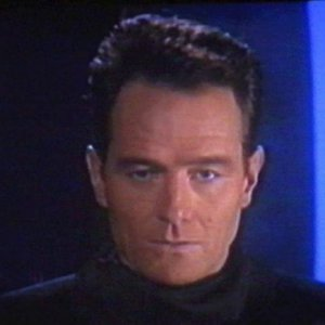 Bryan Cranston played Captain Ericsson in one episode of 'Babylon 5' (1997)