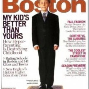 Erik Per Sullivan on Boston magazine cover